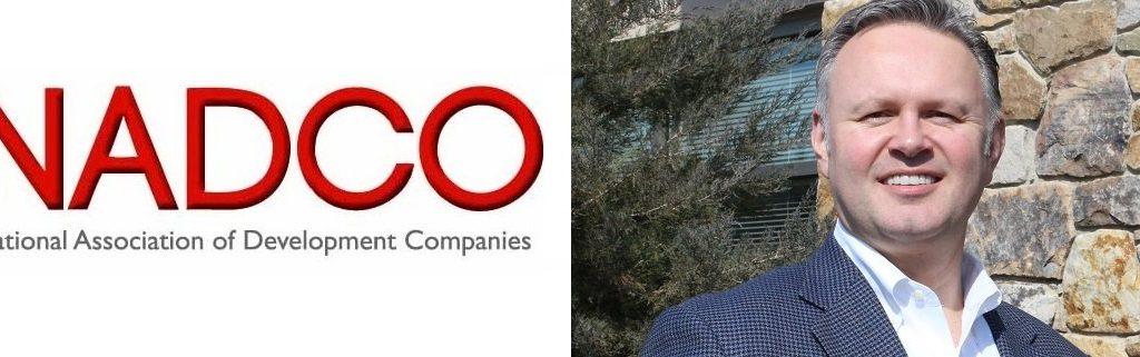 Sherwood Robbins with NADCO logo