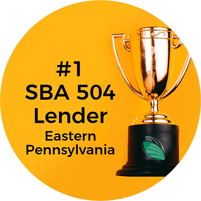 Seedcopa #1 SBA 504 Lender in Eastern PA