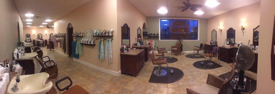 Jenny's Salon before renovation